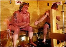 sauna reality