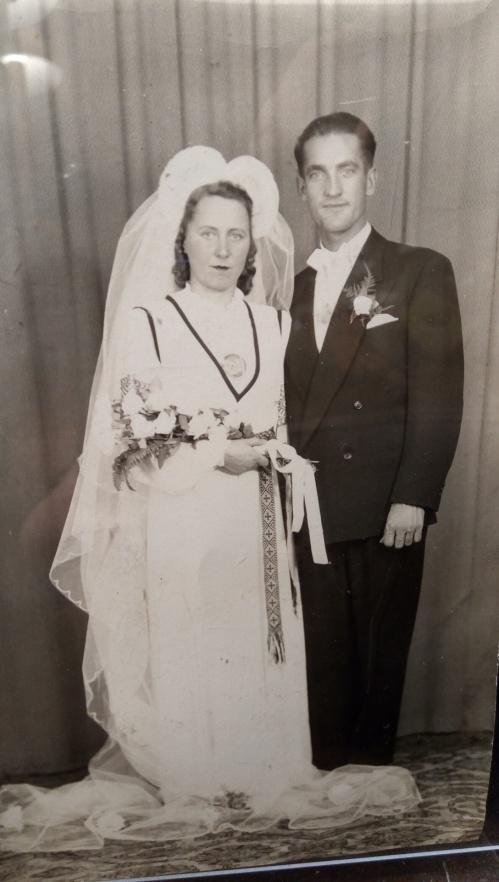 1948 Mom Dad